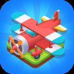 Merge Plane – Click & Idle Tycoon