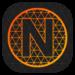 Pixel Net – Neon Icon Pack