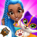 Power Girls Super City – Superhero Salon & Pets