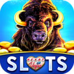 Slots: Heart of Vegas™ – Free Slot Casino Games