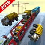 Subway train transport 3d – 2019