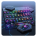 Technological Keyboard Theme