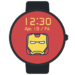 The super heroes watch face