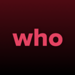 WHO – Live video chat dating & Match & Meet me