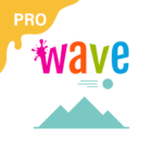 Wave Live Wallpapers PRO